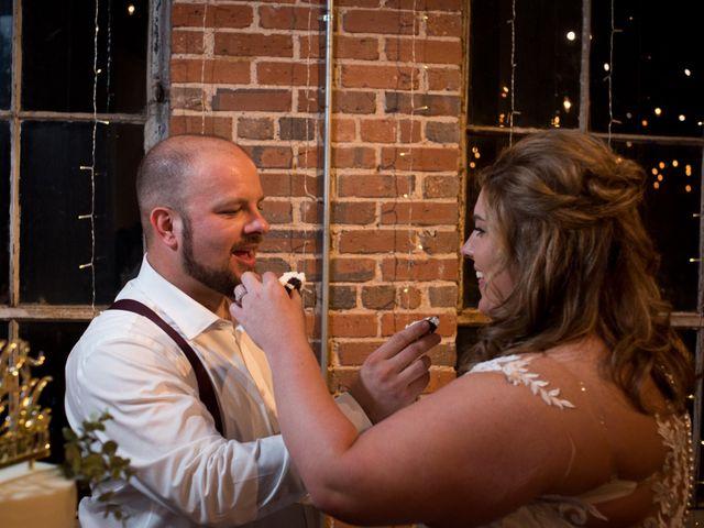 Stephen and Miranda's Wedding in Greenville, South Carolina 5