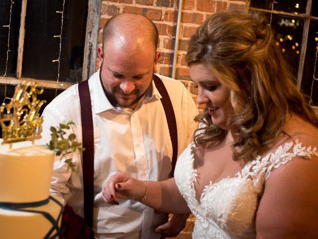 Stephen and Miranda's Wedding in Greenville, South Carolina 6