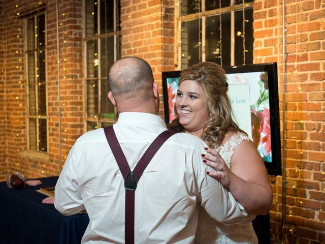 Stephen and Miranda's Wedding in Greenville, South Carolina 7