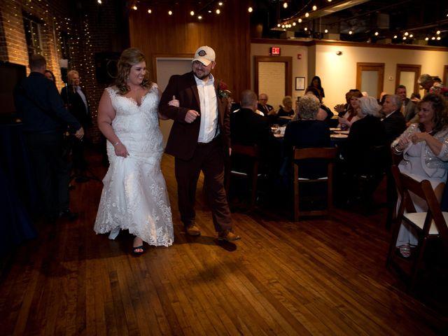 Stephen and Miranda's Wedding in Greenville, South Carolina 8