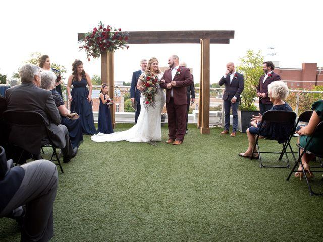 Stephen and Miranda's Wedding in Greenville, South Carolina 9