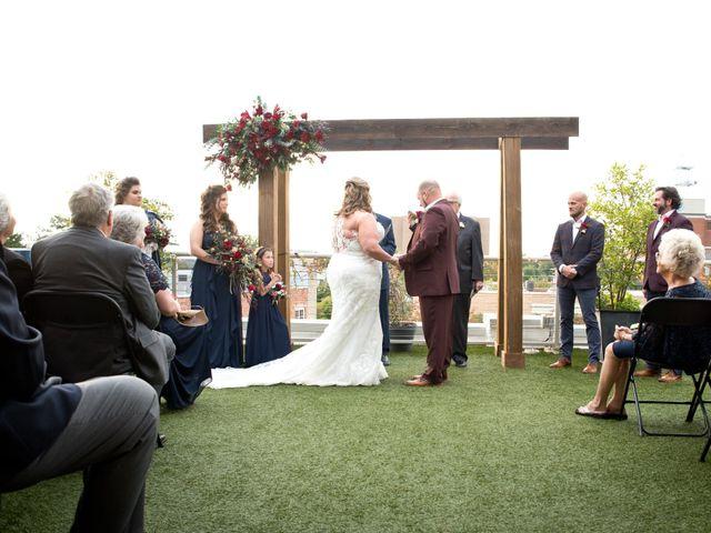 Stephen and Miranda's Wedding in Greenville, South Carolina 10