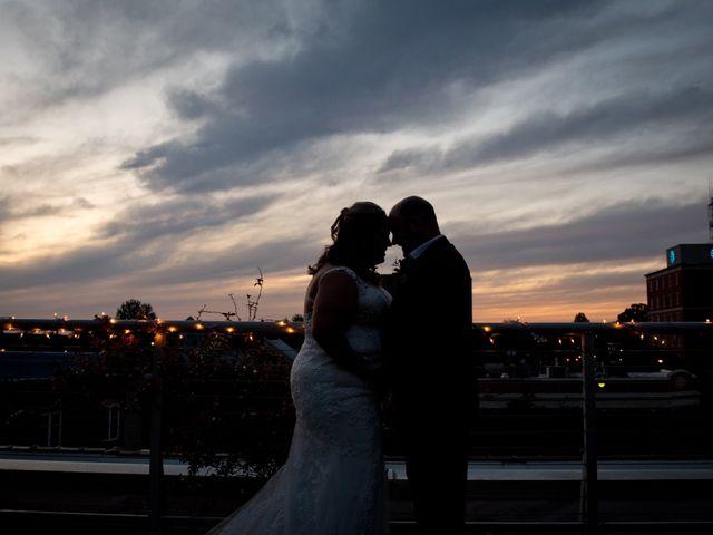 Stephen and Miranda's Wedding in Greenville, South Carolina 2