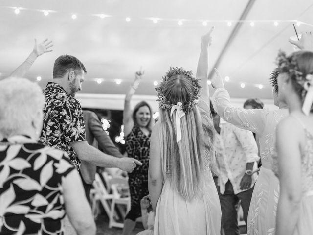 Shane and Madison's Wedding in Makawao, Hawaii 4