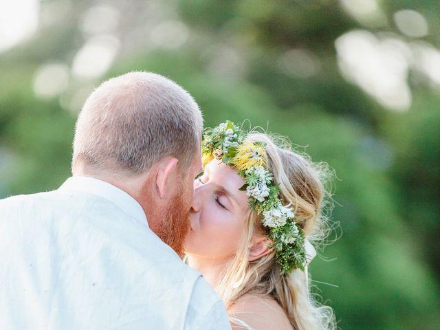 Shane and Madison's Wedding in Makawao, Hawaii 5