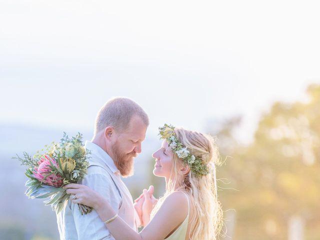 Shane and Madison's Wedding in Makawao, Hawaii 7