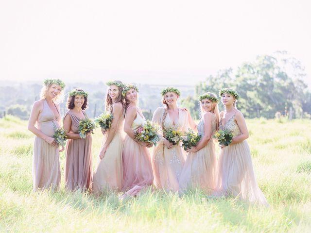 Shane and Madison's Wedding in Makawao, Hawaii 14