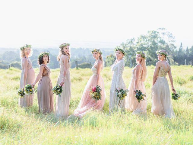 Shane and Madison's Wedding in Makawao, Hawaii 15