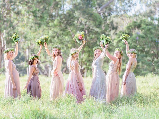 Shane and Madison's Wedding in Makawao, Hawaii 17