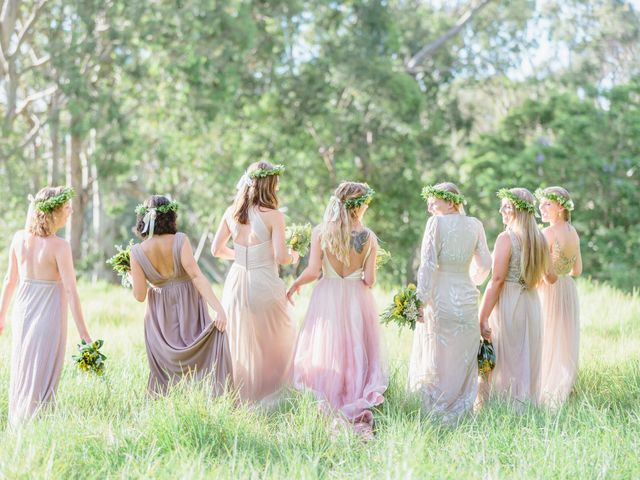 Shane and Madison's Wedding in Makawao, Hawaii 19