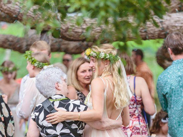 Shane and Madison's Wedding in Makawao, Hawaii 30
