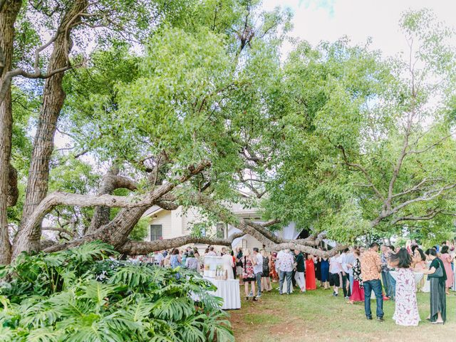 Shane and Madison's Wedding in Makawao, Hawaii 31