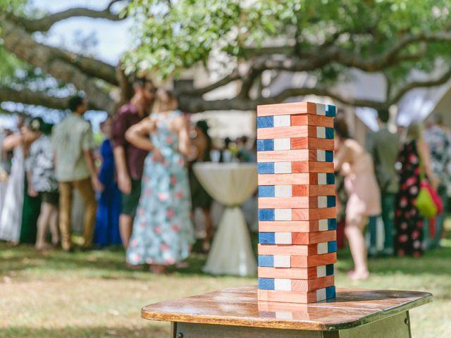 Shane and Madison's Wedding in Makawao, Hawaii 36