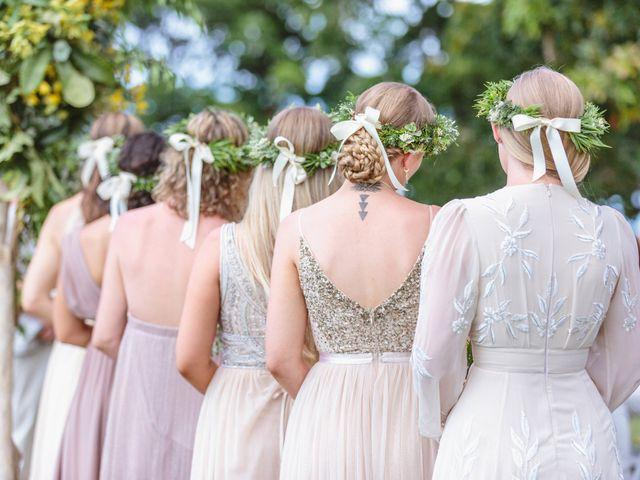 Shane and Madison's Wedding in Makawao, Hawaii 41