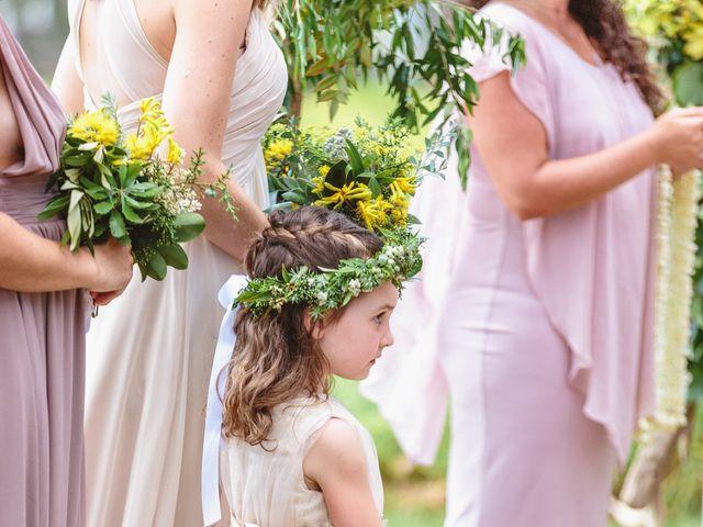 Shane and Madison's Wedding in Makawao, Hawaii 47