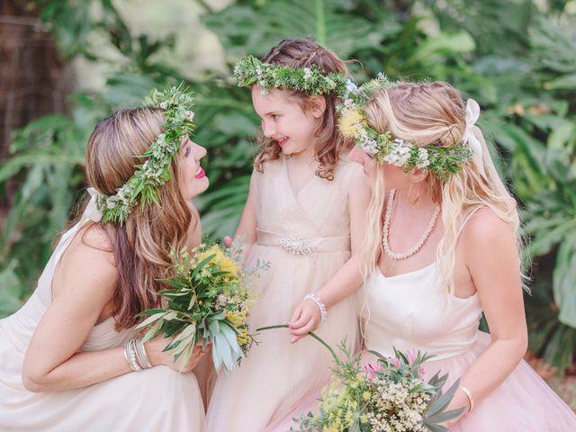 Shane and Madison's Wedding in Makawao, Hawaii 62