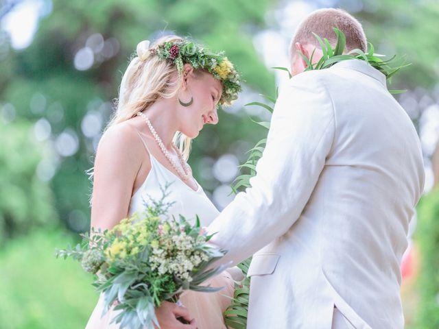 Shane and Madison's Wedding in Makawao, Hawaii 68