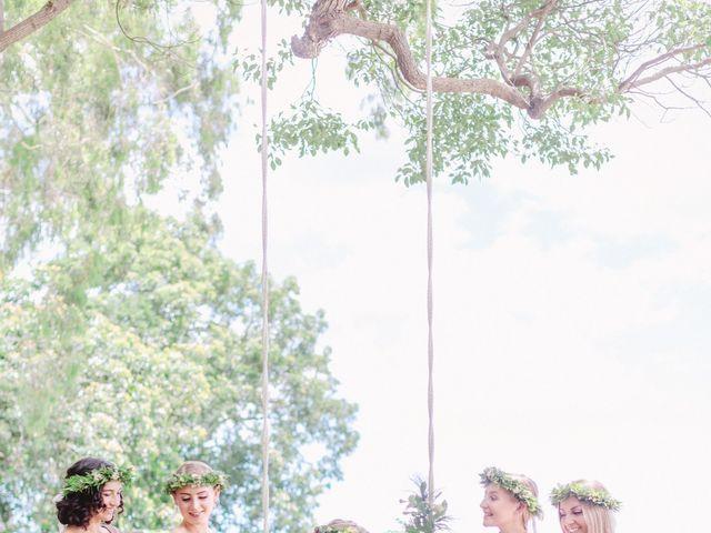 Shane and Madison's Wedding in Makawao, Hawaii 75
