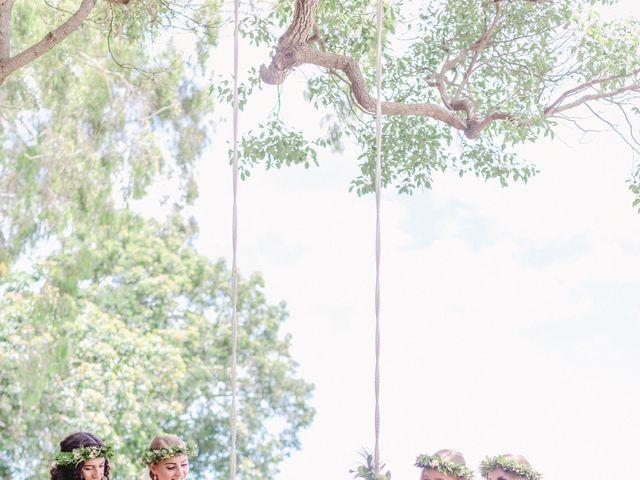 Shane and Madison's Wedding in Makawao, Hawaii 76