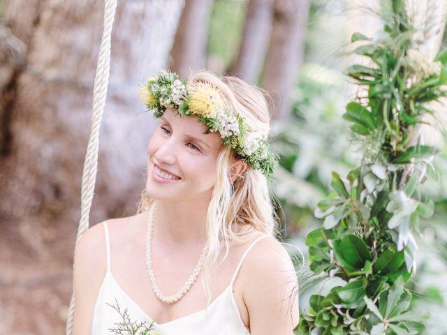 Shane and Madison's Wedding in Makawao, Hawaii 79