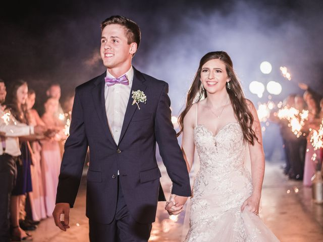 Joseph and Breanna's Wedding in Elkmont, Alabama 3
