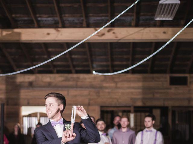Joseph and Breanna's Wedding in Elkmont, Alabama 4