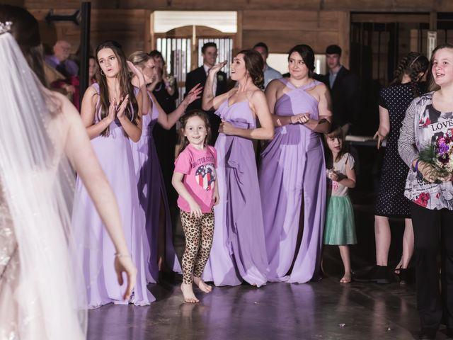 Joseph and Breanna's Wedding in Elkmont, Alabama 5