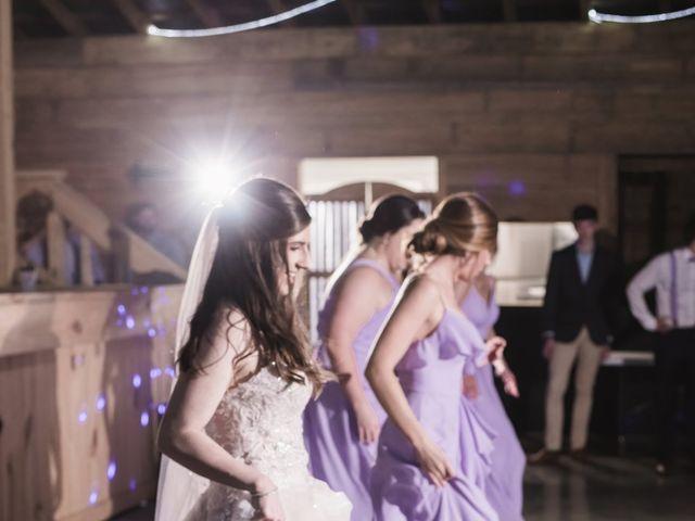 Joseph and Breanna's Wedding in Elkmont, Alabama 7