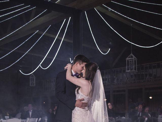 Joseph and Breanna's Wedding in Elkmont, Alabama 11