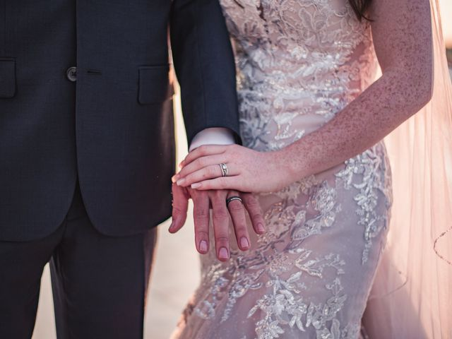 Joseph and Breanna's Wedding in Elkmont, Alabama 12