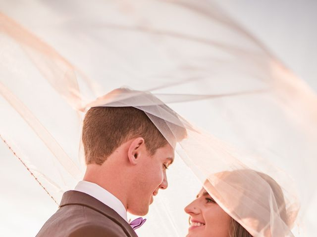Joseph and Breanna's Wedding in Elkmont, Alabama 13
