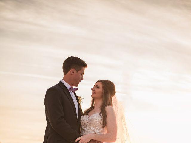Joseph and Breanna's Wedding in Elkmont, Alabama 14