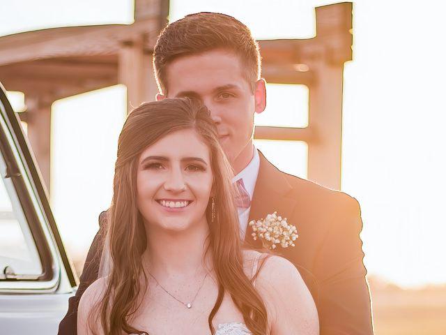 Joseph and Breanna's Wedding in Elkmont, Alabama 15