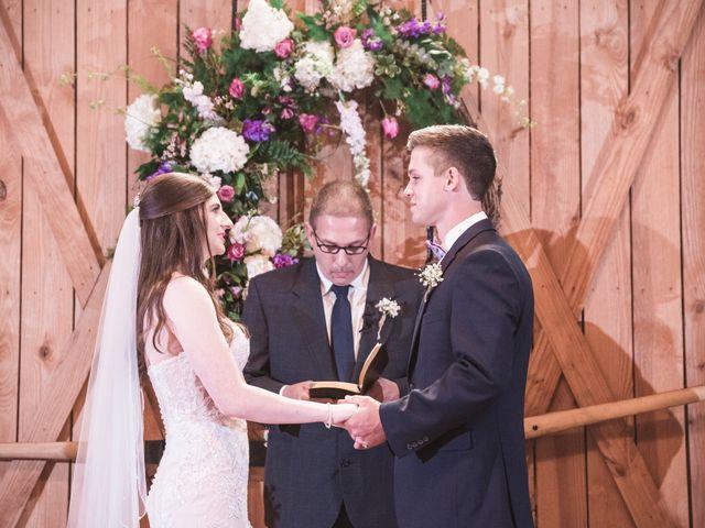 Joseph and Breanna's Wedding in Elkmont, Alabama 16