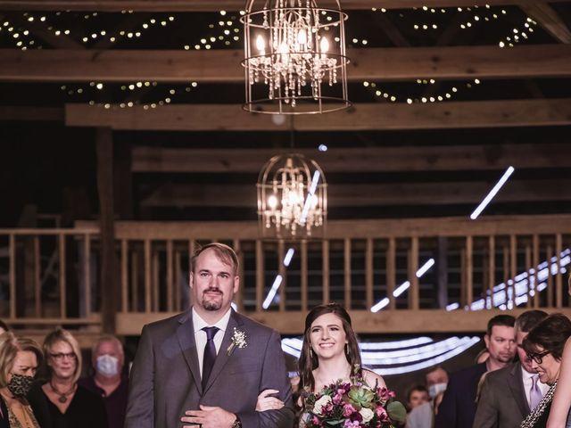 Joseph and Breanna's Wedding in Elkmont, Alabama 17