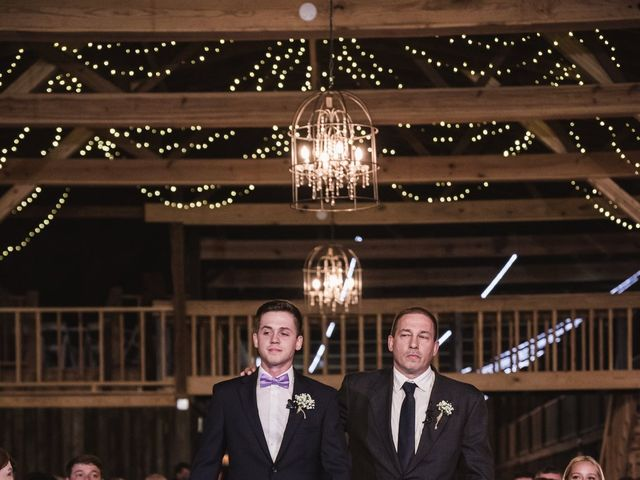 Joseph and Breanna's Wedding in Elkmont, Alabama 19