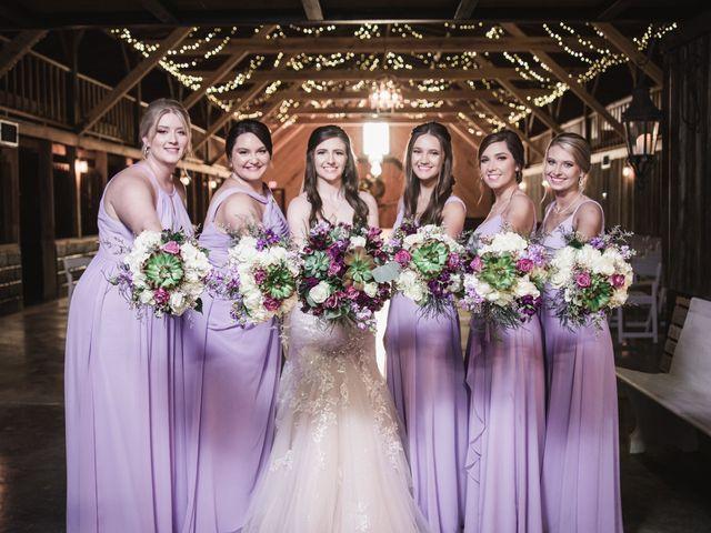 Joseph and Breanna's Wedding in Elkmont, Alabama 2