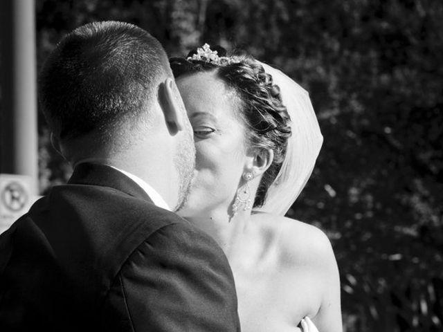 Amanda and Clayton's Wedding in Keswick, Virginia 1