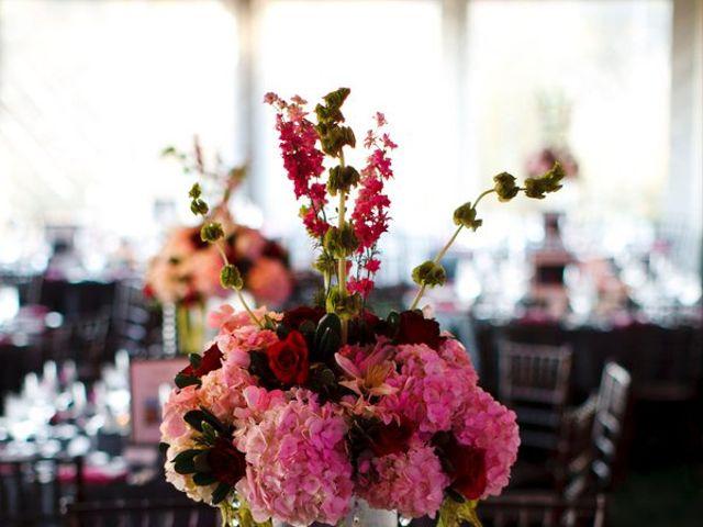 Amanda and Clayton's Wedding in Keswick, Virginia 9