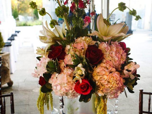 Amanda and Clayton's Wedding in Keswick, Virginia 10