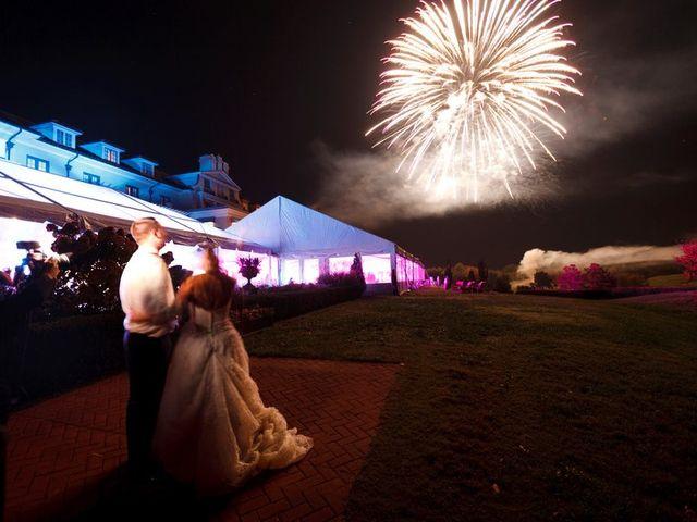 Amanda and Clayton's Wedding in Keswick, Virginia 22