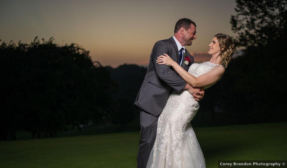 Chris and Samantha's Wedding in Baltimore, Maryland