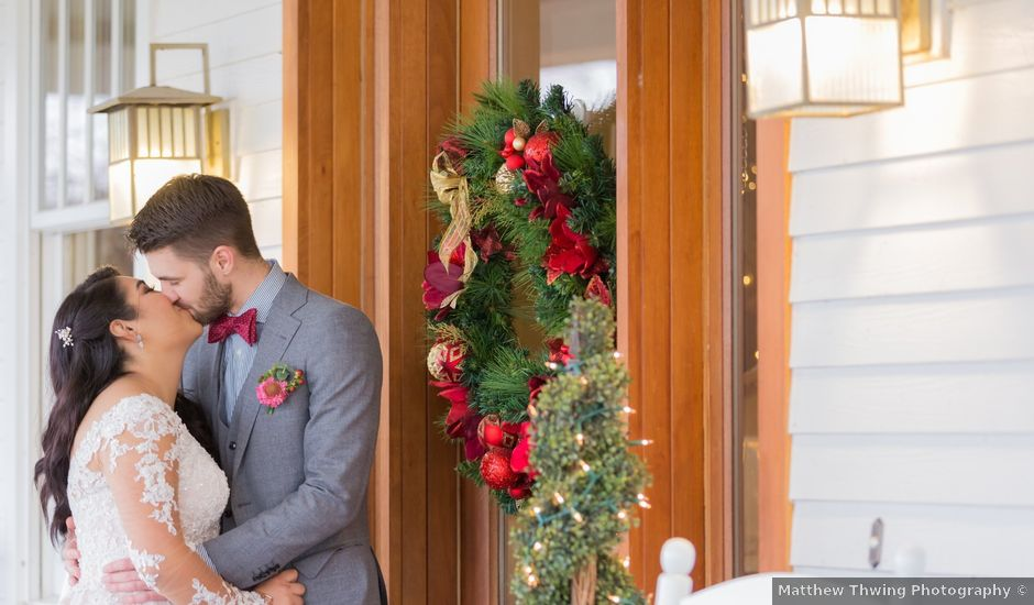 Thomas and Claudia's Wedding in Reva, District of Columbia
