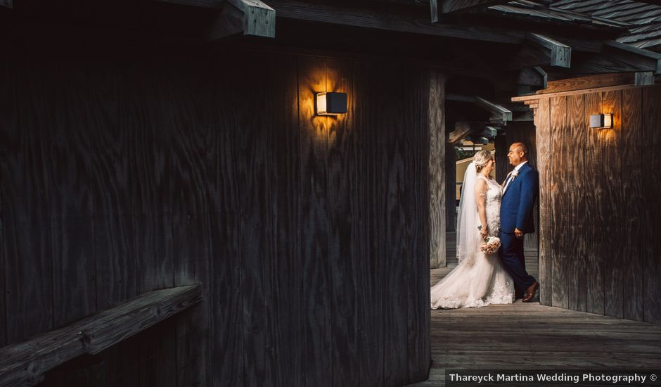 Delilah and Ulrich's Wedding in Willemstad, Curacao