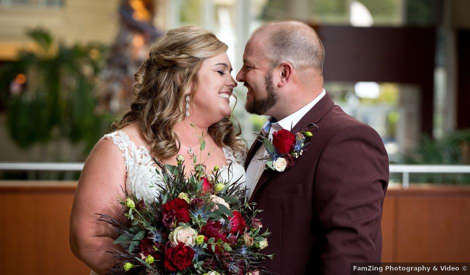Stephen and Miranda's Wedding in Greenville, South Carolina