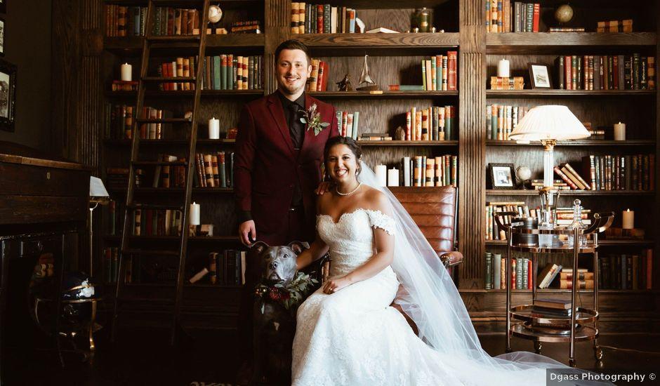 John and Kelsey's Wedding in Littleton, Colorado