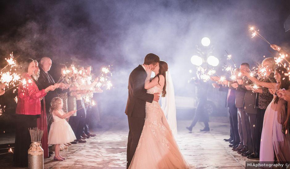 Joseph and Breanna's Wedding in Elkmont, Alabama