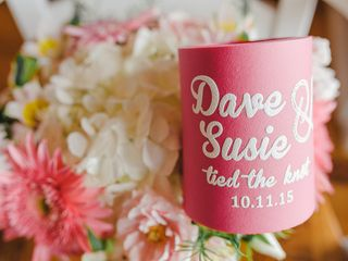 The wedding of Dave and Susie 2