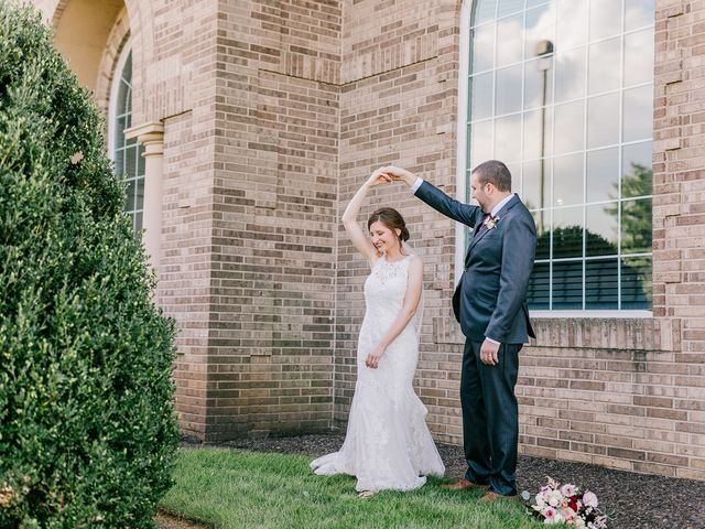 Nic and Laura's Wedding in Lancaster, Pennsylvania 7
