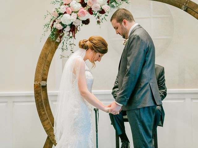 Nic and Laura's Wedding in Lancaster, Pennsylvania 11